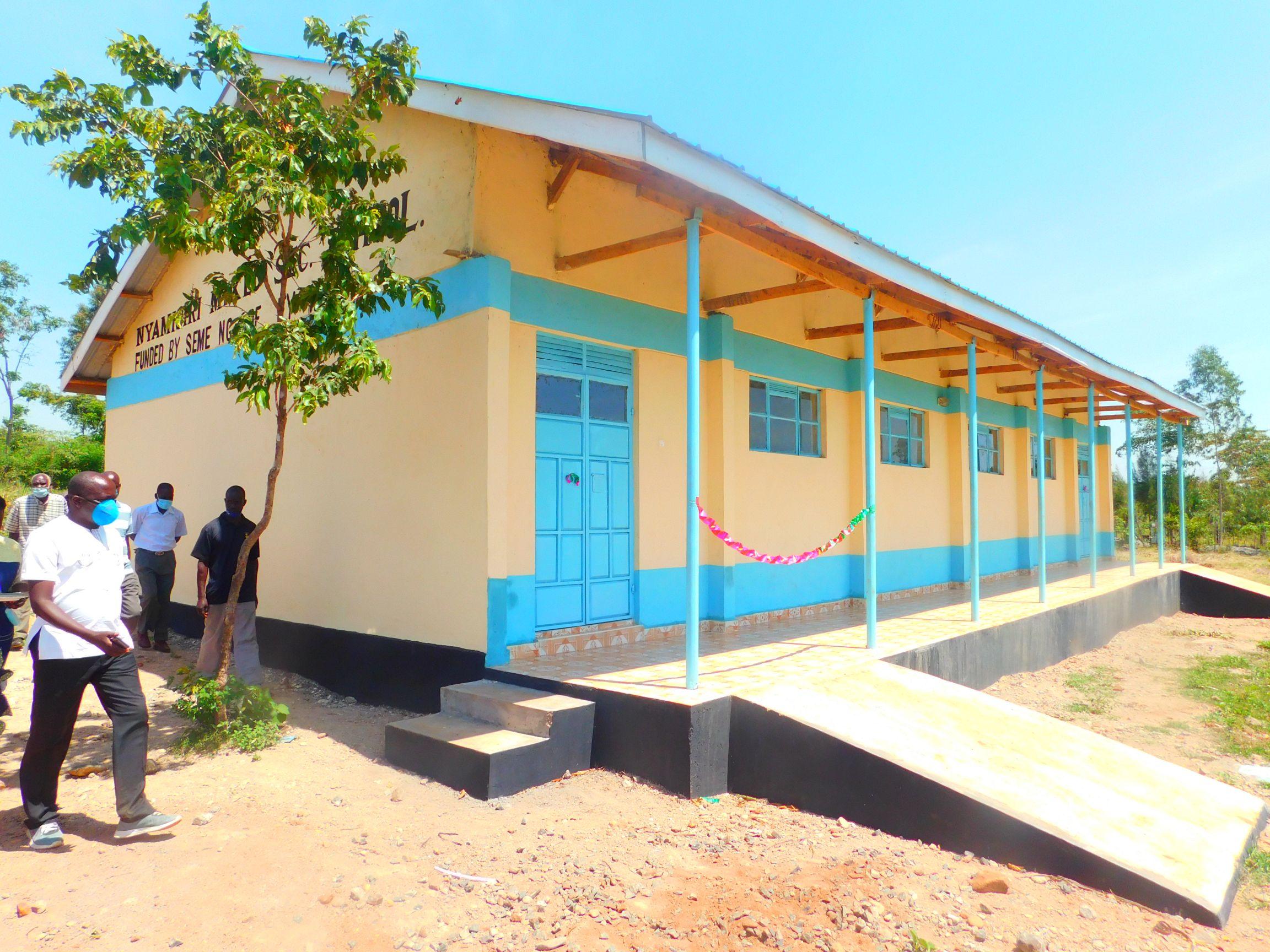 Nyamisiri Secondary School